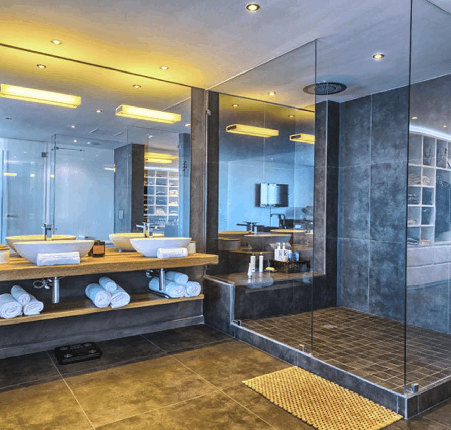 Modern Bathroom Design Camps Bay Clifton Atlantic Seaboard