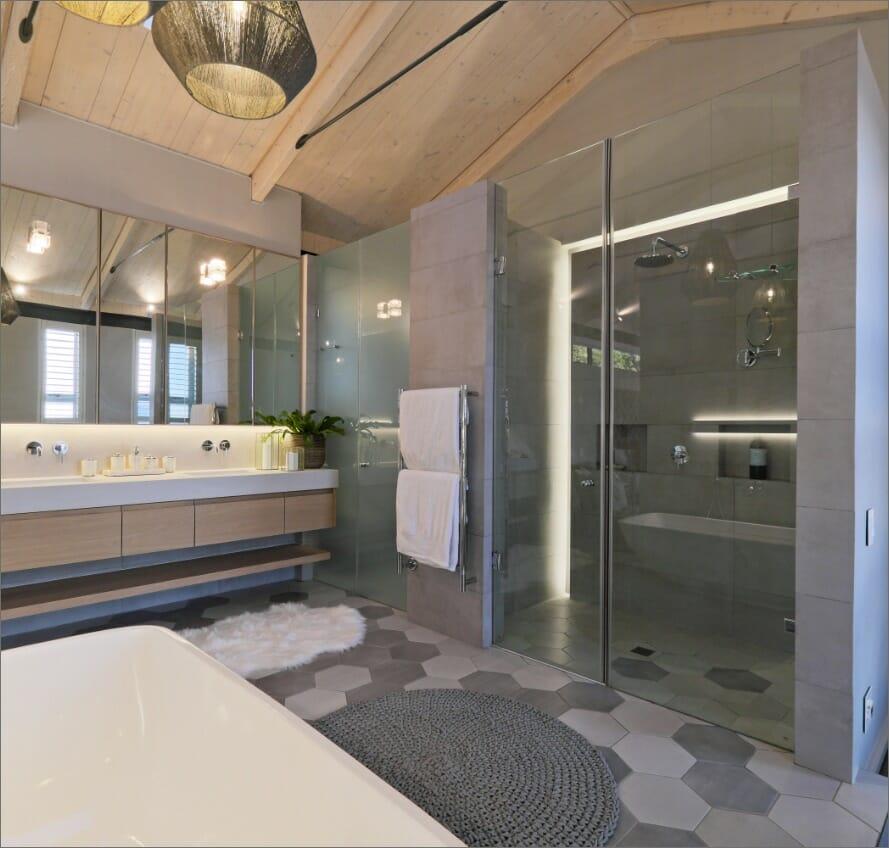 Bathroom Bach Street Stellenbosch