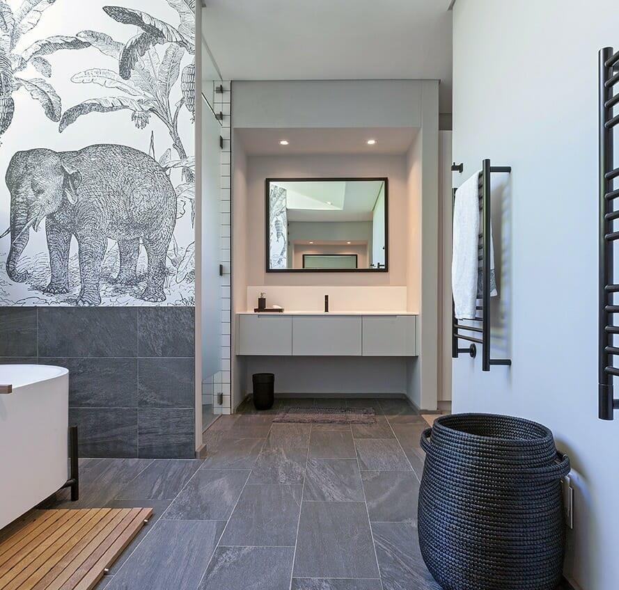 Hillwood Road Bathroom