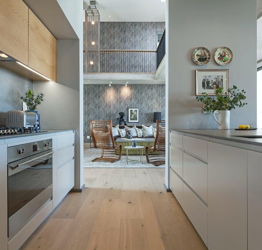 Upper Claremont Designer Kitchen