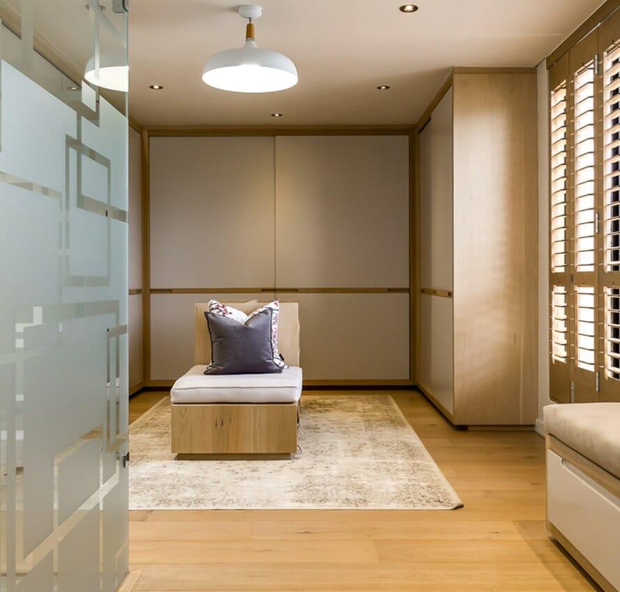 Bedroom Val de Vie Luxury Estate