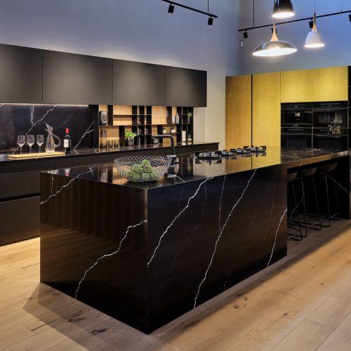 Luxury designer kitchen showroom in claremont cape town